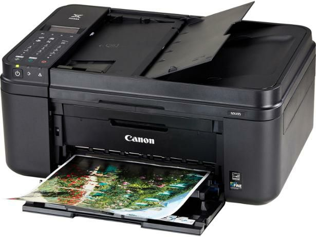 mx495 printer