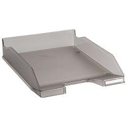 Ladica za spise Combo Exacompta 11327D prozirno siva