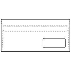 Kuverte ABT-PD latex 80g pk100 Fornax