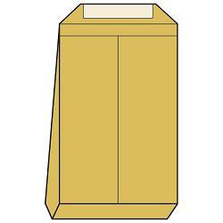 Kuverte - vrećice B5-SGŠ havana proširene bočno 100g pk250 Blasetti