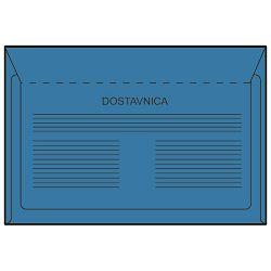 Kuverte B6-5 s povratnicom 75g pk1000 Fornax