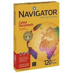 Papir ILK Navigator A4 120g Colour Documents pk250 Soporcel