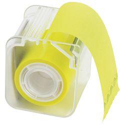 Traka ljepljiva Memograf 50mm/10m na stalku Fost žuta
