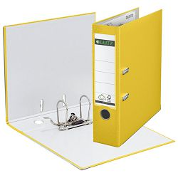 Registrator A4 široki samostojeći 180° Leitz 10105015 žuti