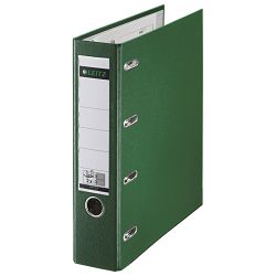 Registrator A4 široki samostojeći 2 mehanizma Leitz 10120055 zeleni