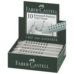 Gumica Grip 2001 Faber Castell 187100 siva