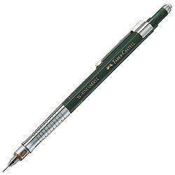 Olovka tehnička 0,5mm TK-Fine Vario L Faber Castell 135500 zelena