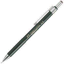 Olovka tehnička 0,5mm TK-Fine 9715 Faber Castell 136500 zelena