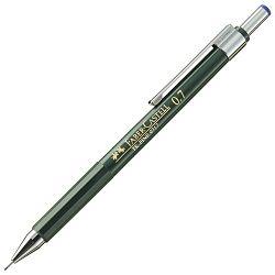 Olovka tehnička 0,7mm TK-Fine 9717 Faber Castell 136700 zelena