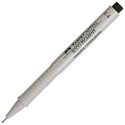 Flomaster za tehničko crtanje 0,4mm Ecco Pigment Faber Castell 166499 crni