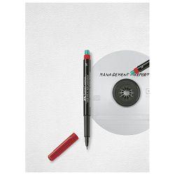 Marker permanentni 0,4mm Multimark Faber Castell 1523 crni