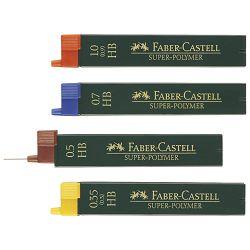 Mine 0,7mm 2B polymer 1tuba Faber Castell 9127