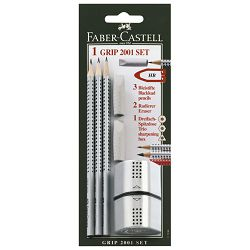 Set Grip 2001 Faber Castell 117098 blister