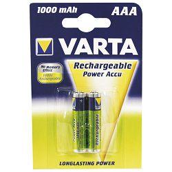 Baterija za punjenje 1,2V AAA pk2 Varta HR03 blister