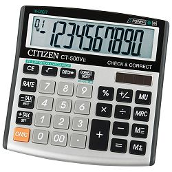 Kalkulator komercijalni 10mjesta Citizen CT-500VII blister