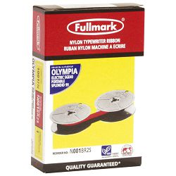 Vrpca pisača 13mm grupa 1 nylon Fullmark crveno-crna