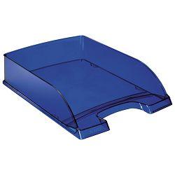 Ladica za spise Leitz 52260039 prozirno plava