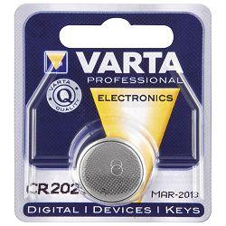 Baterija litij dugmasta 3V Varta CR2025 blister