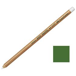 Pastela suha u olovci Pitt Faber Castell 112274 chrome green opaque!!