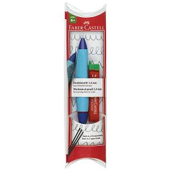 Olovka tehnička 1,4mm grip Twist Faber Castell 131442 plava blister!!
