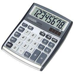 Kalkulator komercijalni  8mjesta Citizen CDC-80 srebrni blister