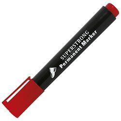 Marker permanentni 1,5-3mm okrugli vrh pk12 412 crveni!!