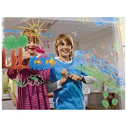 Flomaster školski   5boja Funtastics Window Edding 16 blister!!