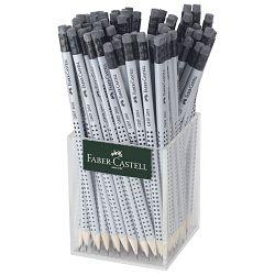 Olovka grafitna HB s gumicom Grip 2001 u čaši pk72 Faber Castell 117223