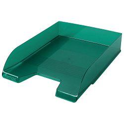 Ladica za spise Fornax prozirno zelena