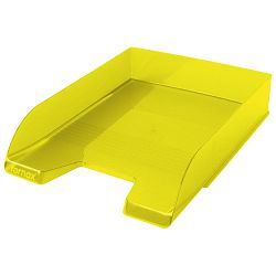 Ladica za spise Fornax prozirno žuta