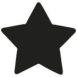 Bušač 1 rupa velika-zvijezda XXXL Heyda 20-36875 63 blister