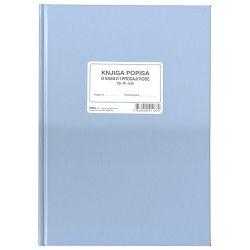 Obrazac G-50 knjiga popisa-maloprodaje KP Fokus