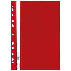 Fascikl mehanika euro pp A4 uložni Donau 1704001PL-04 crveni