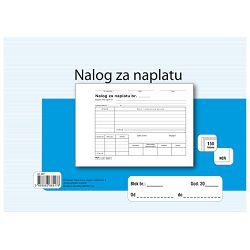 Obrazac NN/NCR nalog za naplatu Fokus