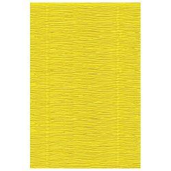 Papir krep 180g 50x250cm Cartotecnica Rossi 575 jarko žuti