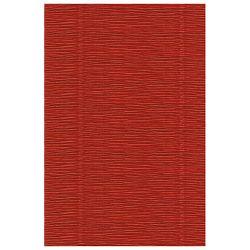 Papir krep 180g 50x250cm Cartotecnica Rossi 580 jarko crveni