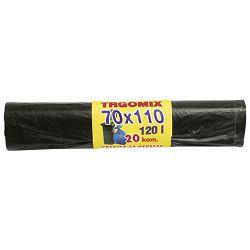 Vreća za smeće 70x110cm HD pk20 Trgomix