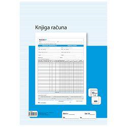 Obrazac I-409/NCR knjiga računa A4 Fokus