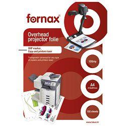 Folija LK A4 OHP (za prezentacije) pk100 Fornax prozirna