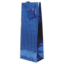 Vrećice ukrasne-boca 13x36x9cm Glitter metalik 04PV1185 sortirano