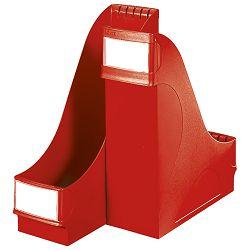 Stalak za spise okomit plastičan Leitz 24250025 crveni
