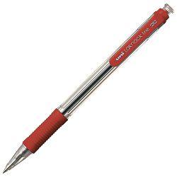 Olovka kemijska Lacknock Uni-Mitsubishi SN-101 crvena
