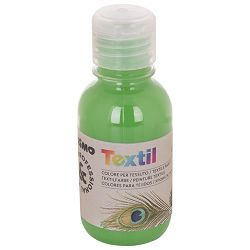 Boja tempera za tekstil 125ml CMP.410TX125610 zelena
