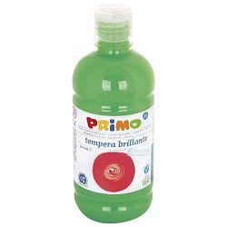 Boja tempera  0,5 litre Primo base CMP.202BR500610 zelena