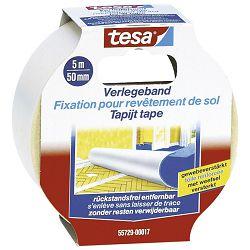 Traka ljepljiva obostrana 50mm/5m Floor Tesa 55729 blister