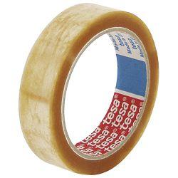 Traka ljepljiva 25mm/66m solvent Tesa 04263-00017-07 prozirna