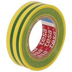 Traka izolir 15mm/10m Tesa 53948-4 zeleno-žuta