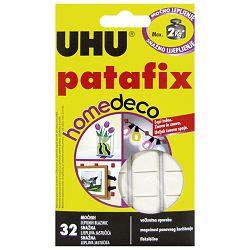 Ljepilo-jastučići 32x Patafix Tac homedeco UHU 40660 bijelo blister