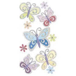Naljepnice ukrasne 3D Leptiri Heyda 20-37806 07 blister