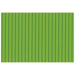Papir ukrasni dvoslojni rebrasti B2 pk10 300g Heyda 20-47132 53 svijetlo zeleni